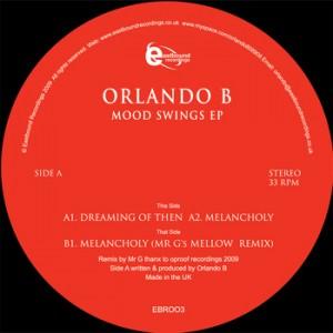 Orlando B Mood Swings EP