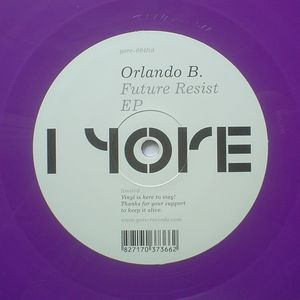 Yore - Future Resist EP