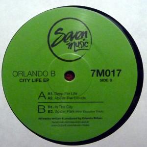 Orlando B - City LifeEP