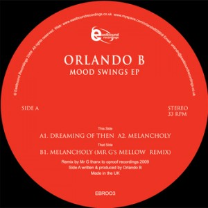 Orlando B Mood Swings EP