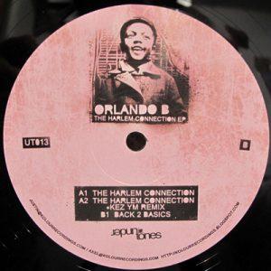 Harlem Connection EP Undertones