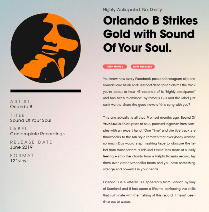 5mag Review - Sound Of Your Soul EP